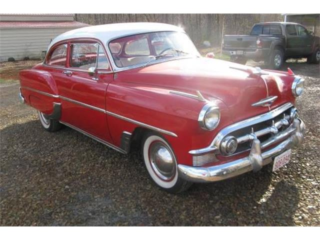 1953 Chevrolet Bel Air (CC-1376627) for sale in Cadillac, Michigan