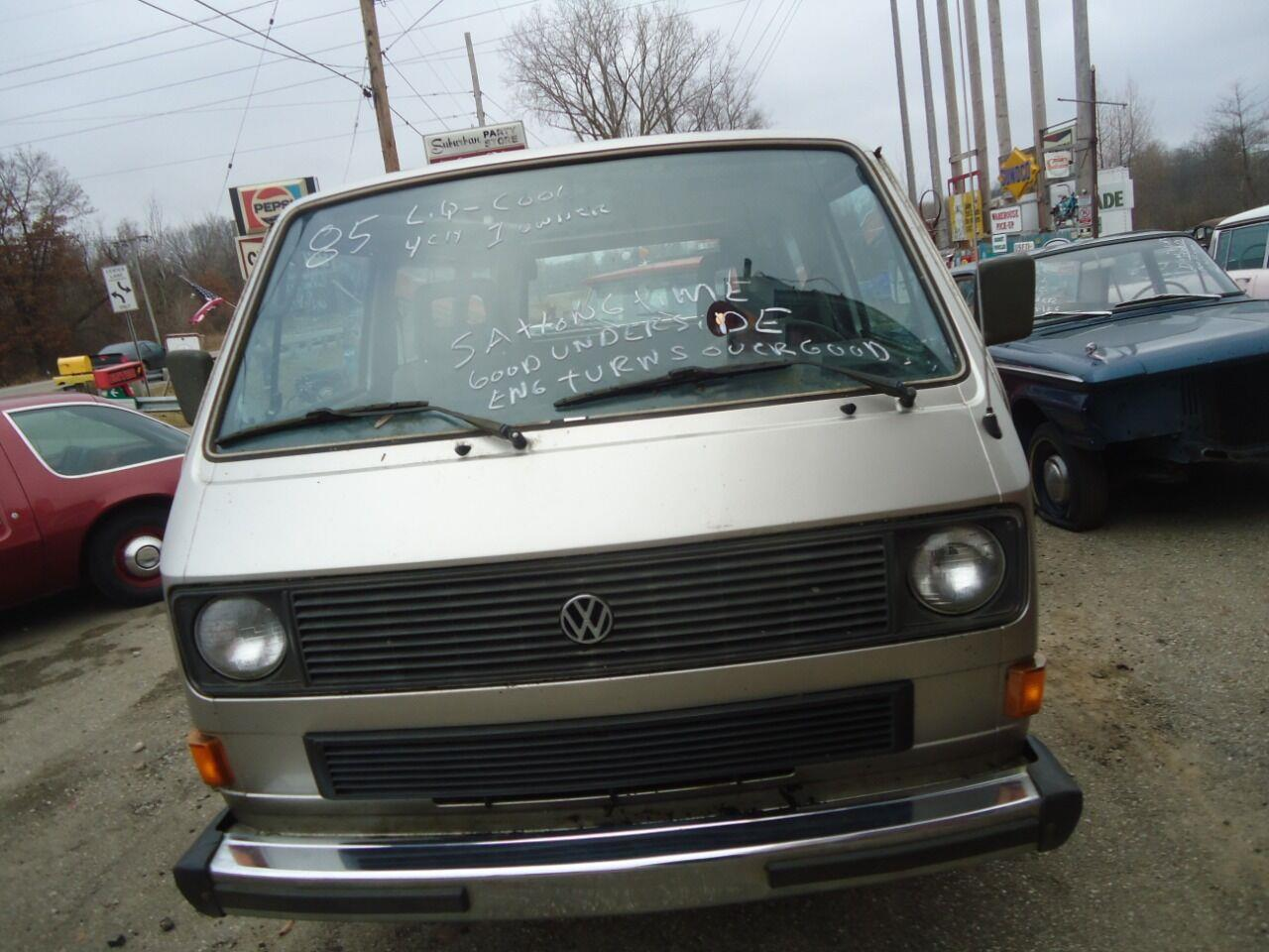 1985 Volkswagen Bus (CC-1376631) for sale in Jackson, Michigan