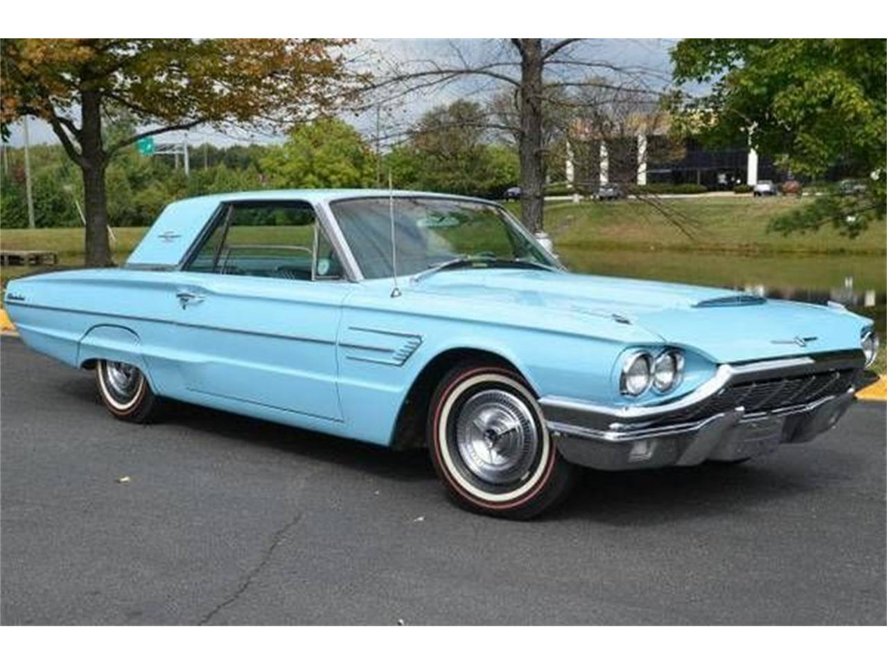 1965 Ford Thunderbird (CC-1376643) for sale in Cadillac, Michigan