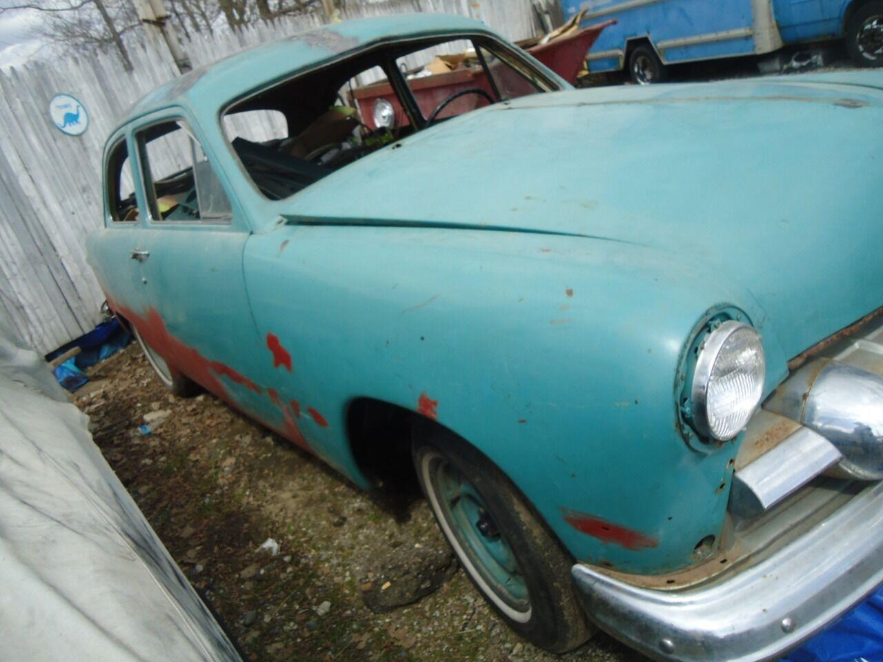 1951 Ford Super Deluxe (CC-1376646) for sale in Jackson, Michigan