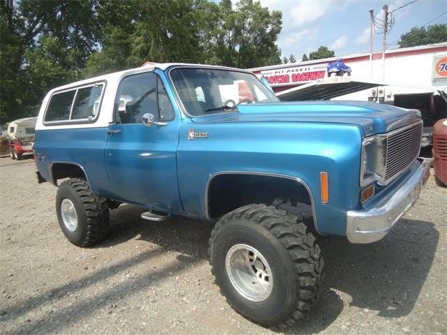 1974 Chevrolet Blazer