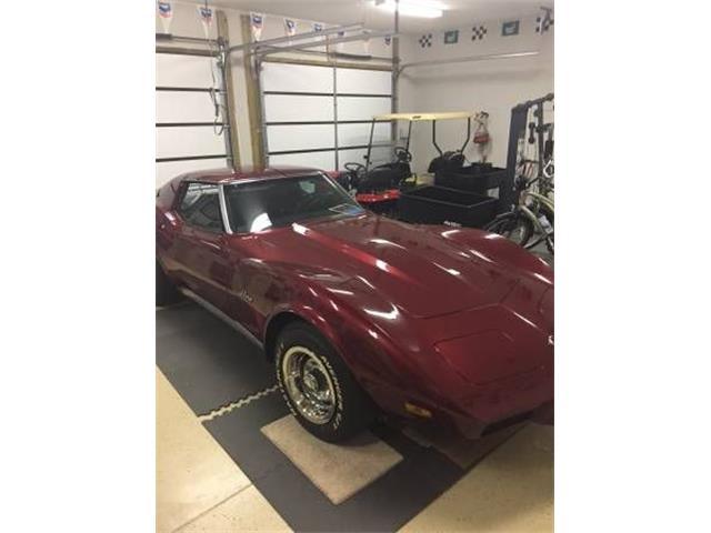 1975 Chevrolet Corvette (CC-1376657) for sale in Cadillac, Michigan