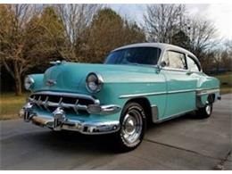 1954 Chevrolet Bel Air (CC-1376662) for sale in Cadillac, Michigan