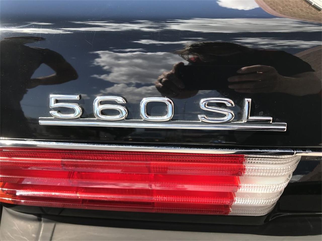 1987 Mercedes-Benz 560SL (CC-1376666) for sale in Henderson, Nevada