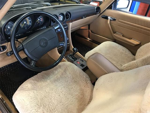 1987 Mercedes-Benz 560SL (CC-1376666) for sale in Henderson, Nevada