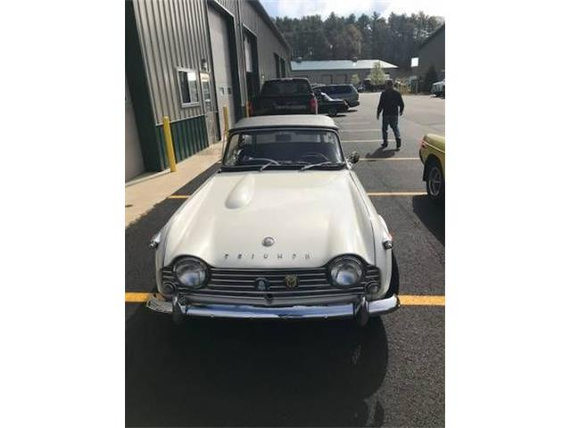 1965 Triumph TR4 (CC-1376670) for sale in Cadillac, Michigan