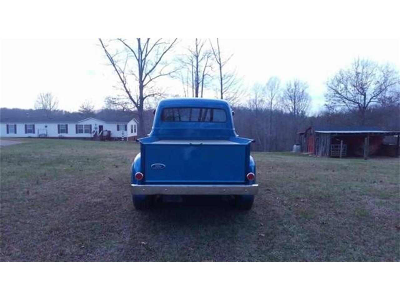 1953 Ford F100 (CC-1376674) for sale in Cadillac, Michigan
