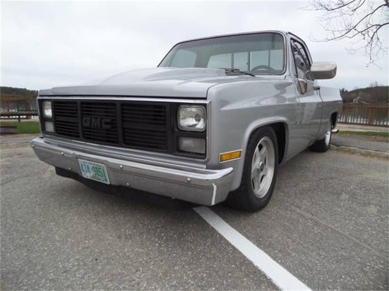 1985 GMC 1500 (CC-1376676) for sale in Cadillac, Michigan