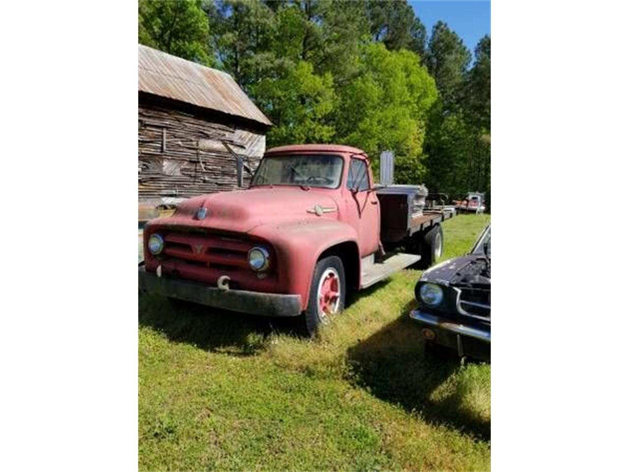 1953 Ford Flatbed Truck (CC-1376681) for sale in Cadillac, Michigan
