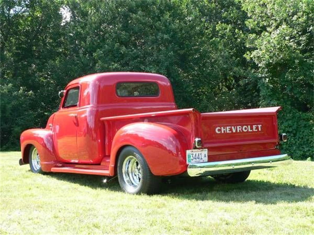 1950 Chevrolet 3100 (CC-1376683) for sale in Cadillac, Michigan