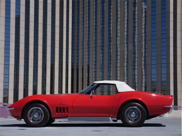 1969 Chevrolet Corvette (CC-1376688) for sale in Reno, Nevada