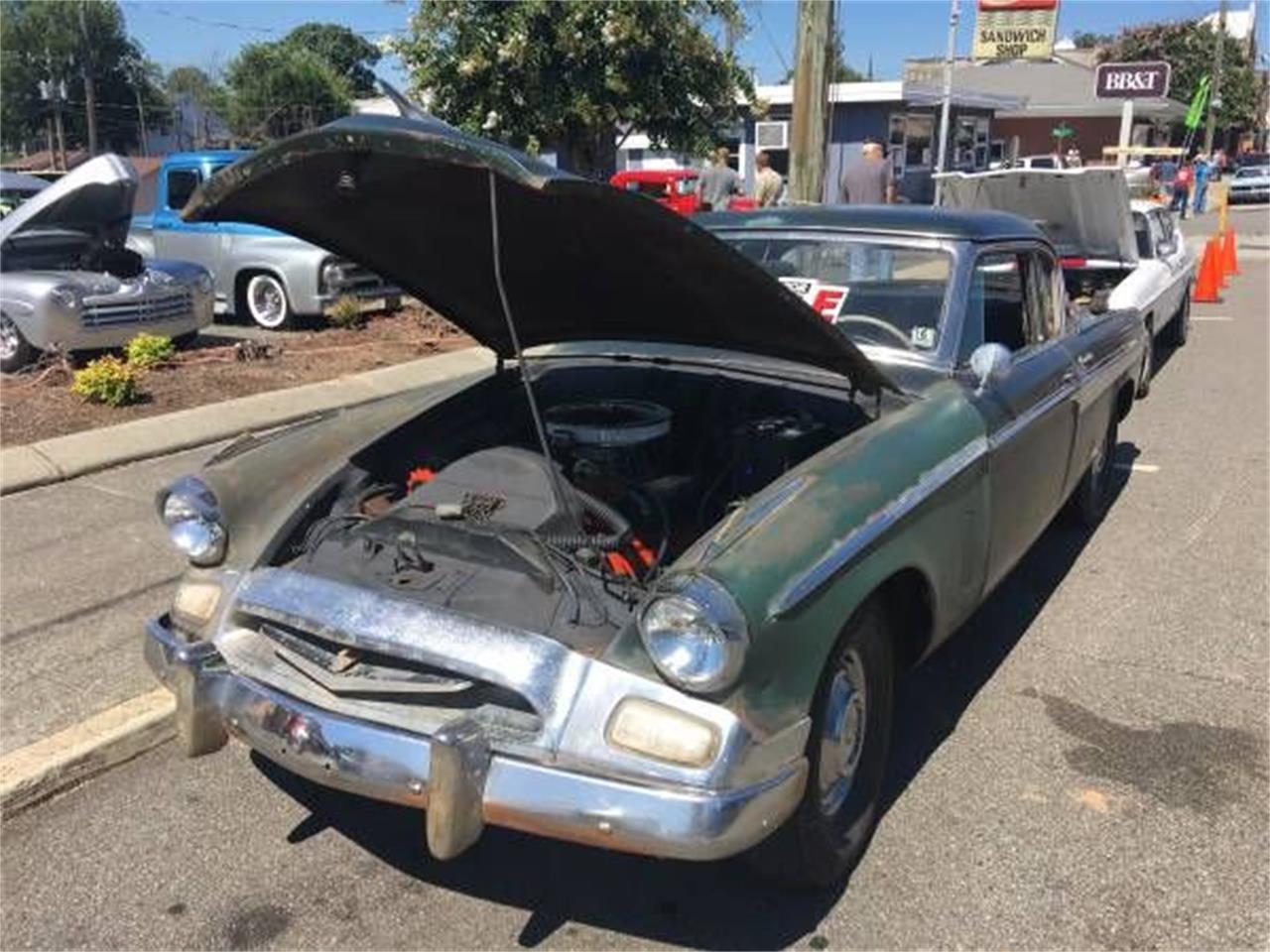 1955 Studebaker Commander (CC-1376695) for sale in Cadillac, Michigan