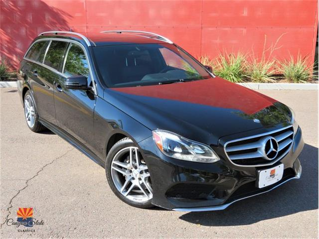 2014 Mercedes-Benz E-Class (CC-1376699) for sale in Tempe, Arizona