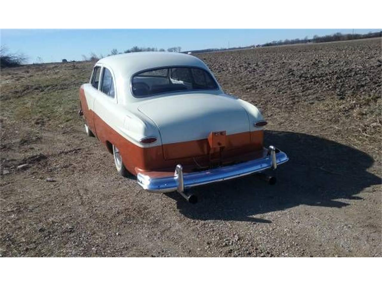 1951 Ford Sedan (CC-1376704) for sale in Cadillac, Michigan