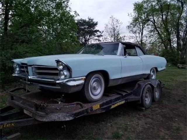 1965 Pontiac Bonneville (CC-1376705) for sale in Cadillac, Michigan