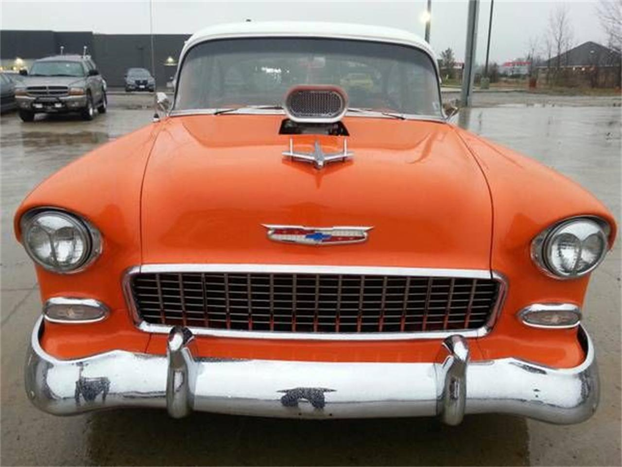 1955 Chevrolet Bel Air (CC-1376707) for sale in Cadillac, Michigan