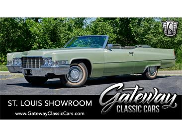 1969 Cadillac DeVille (CC-1376710) for sale in O'Fallon, Illinois