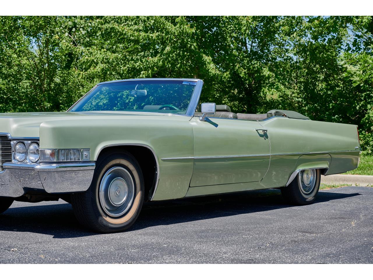 1969 Cadillac DeVille (CC-1376710) for sale in O'Fallon, Illinois