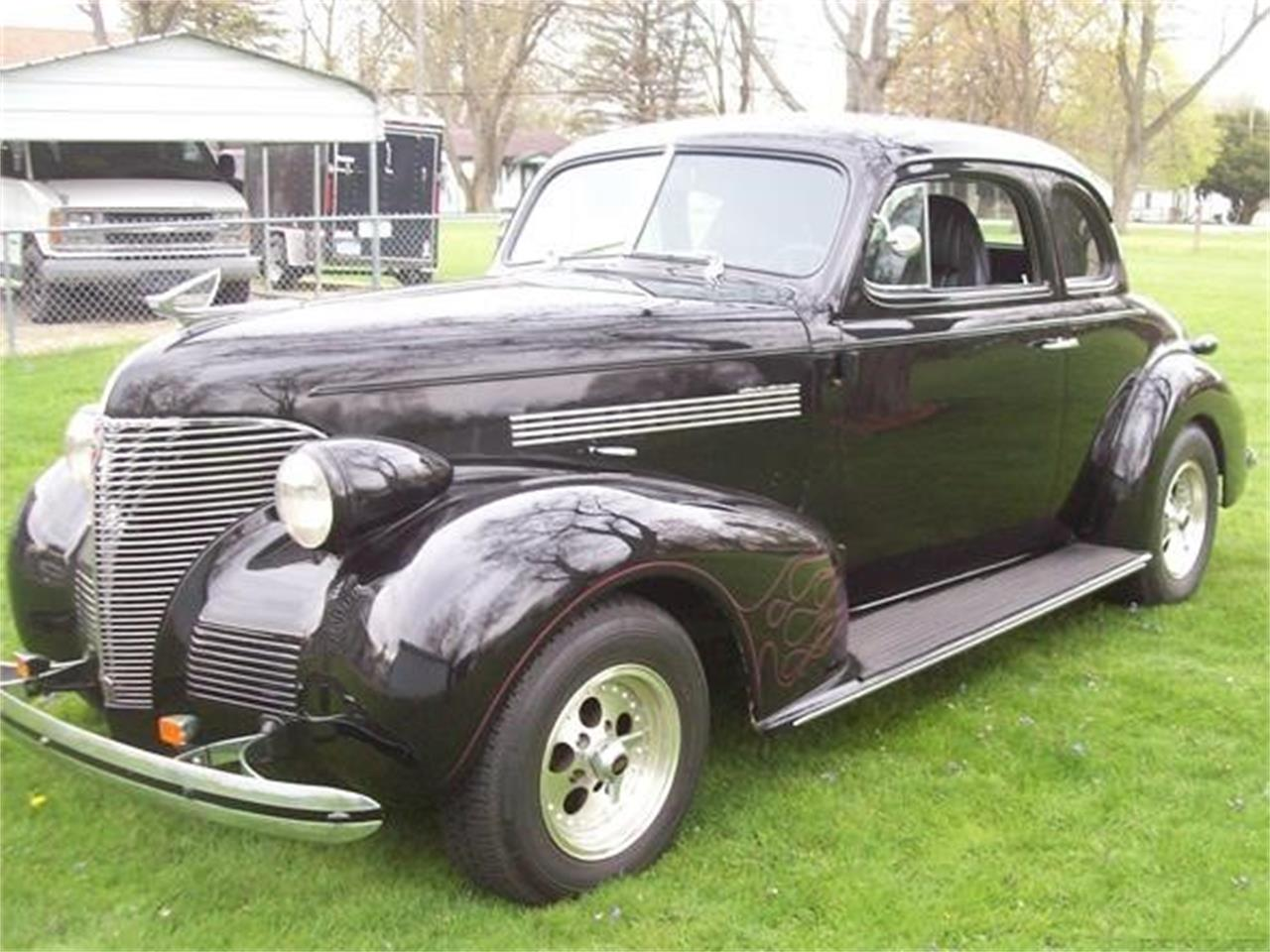 1939 Chevrolet Coupe (CC-1376714) for sale in Temperance, Michigan