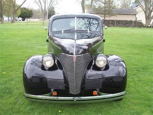 1939 Chevrolet Coupe (CC-1376714) for sale in Temperance, Michigan