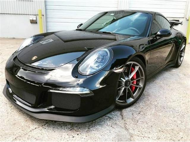 2015 Porsche 911 (CC-1376718) for sale in Cadillac, Michigan