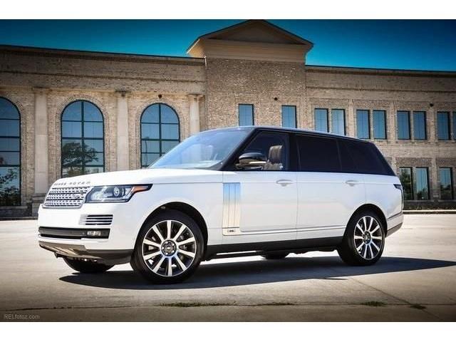 2014 Land Rover Range Rover (CC-1376719) for sale in Tempe, Arizona