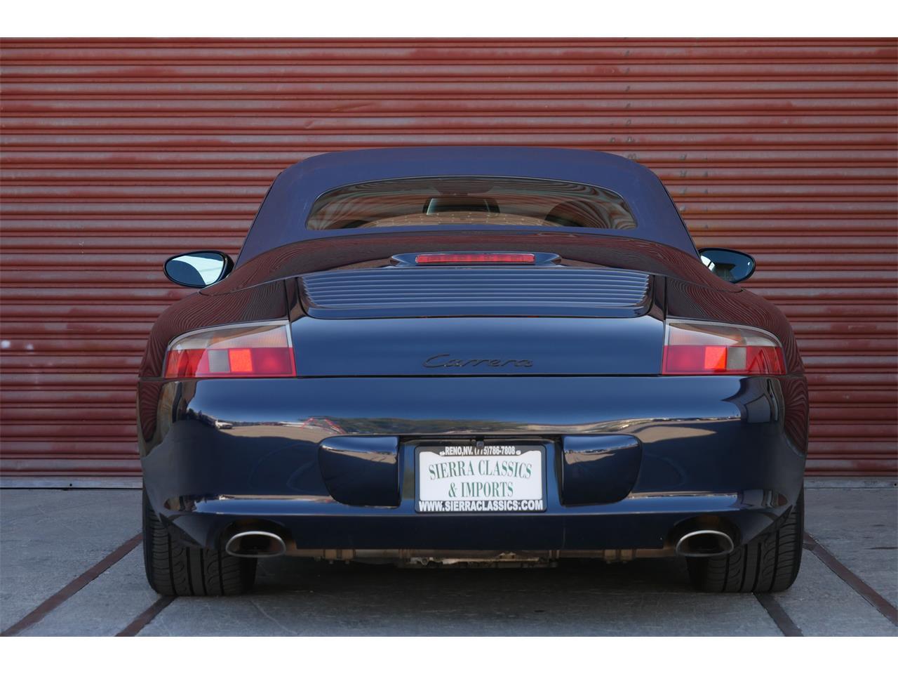2002 Porsche 911 (CC-1376726) for sale in Reno, Nevada