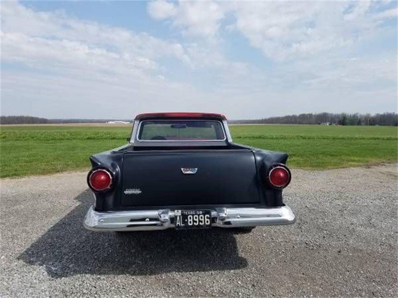 1958 Ford Ranchero (CC-1376729) for sale in Cadillac, Michigan