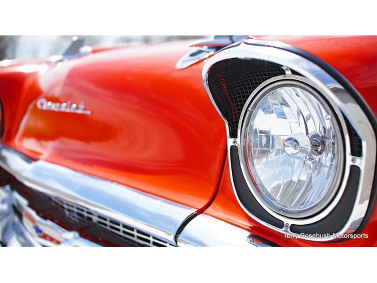 1957 Chevrolet Wagon (CC-1376731) for sale in Cadillac, Michigan