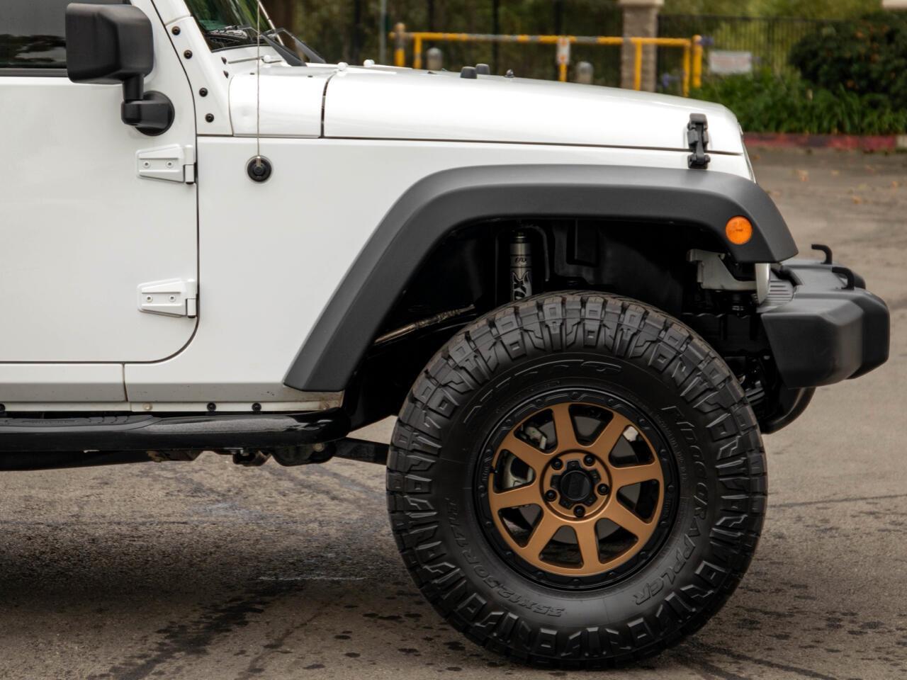 2018 Jeep Wrangler (CC-1376733) for sale in Marina Del Rey, California