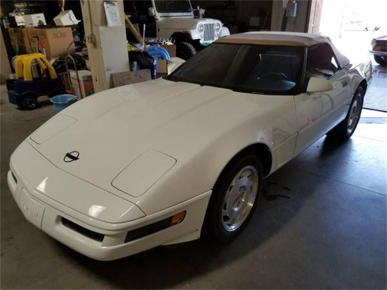 1995 Chevrolet Corvette (CC-1376736) for sale in Cadillac, Michigan