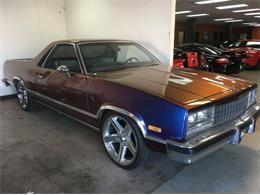 1985 Chevrolet El Camino (CC-1376746) for sale in Cadillac, Michigan