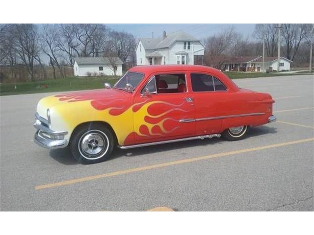 1950 Ford Custom (CC-1376749) for sale in Cadillac, Michigan