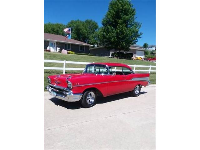 1957 Chevrolet Bel Air (CC-1376758) for sale in Cadillac, Michigan