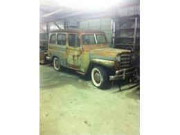 1950 Willys Wagoneer (CC-1376761) for sale in Cadillac, Michigan