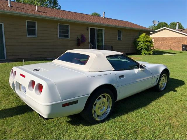 1995 Chevrolet Corvette (CC-1376766) for sale in Cadillac, Michigan