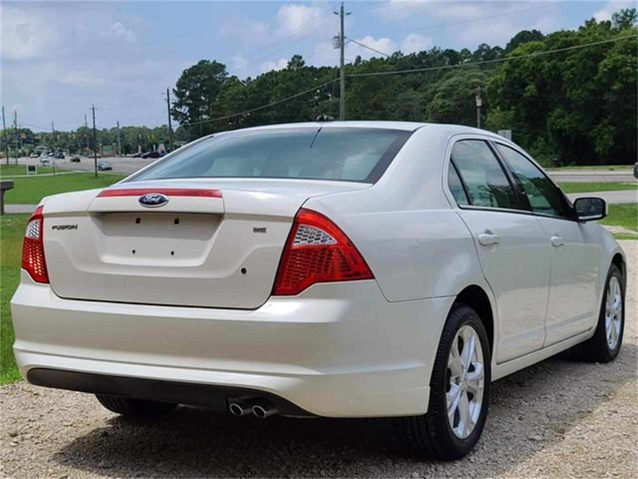 2012 Ford Fusion (CC-1376767) for sale in Hope Mills, North Carolina