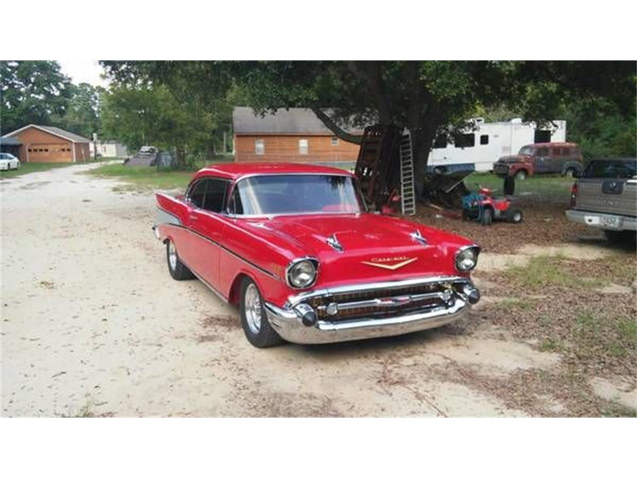1957 Chevrolet Bel Air (CC-1376780) for sale in Cadillac, Michigan