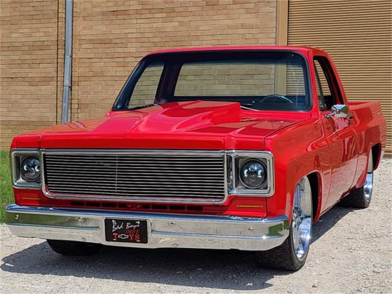 1979 Chevrolet C10 (CC-1376781) for sale in Hope Mills, North Carolina