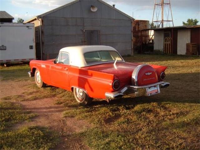 1957 Ford Thunderbird (CC-1376782) for sale in Cadillac, Michigan