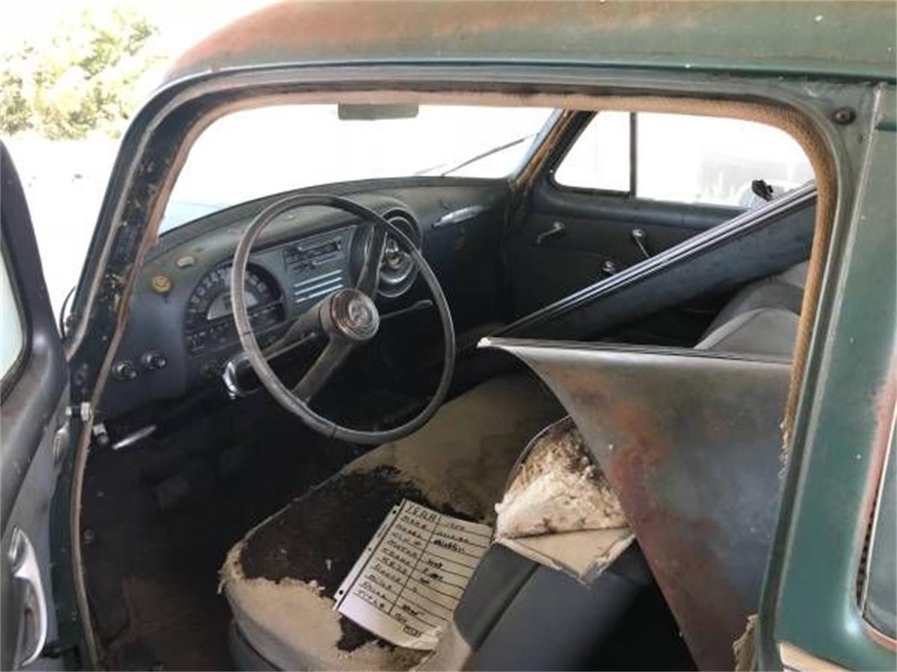 1954 Pontiac Chieftain (CC-1376783) for sale in Cadillac, Michigan