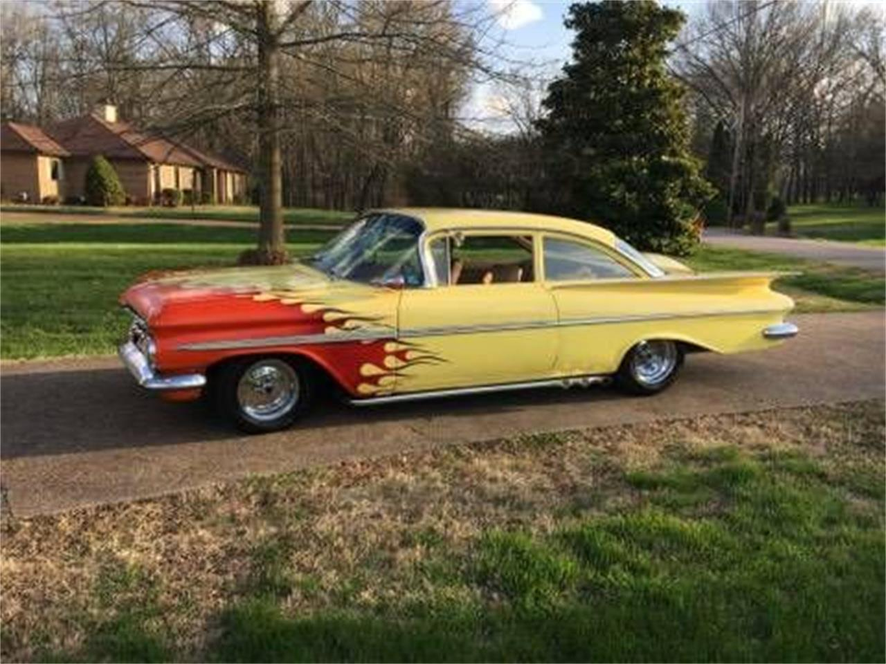 1959 Chevrolet Bel Air (CC-1376788) for sale in Cadillac, Michigan