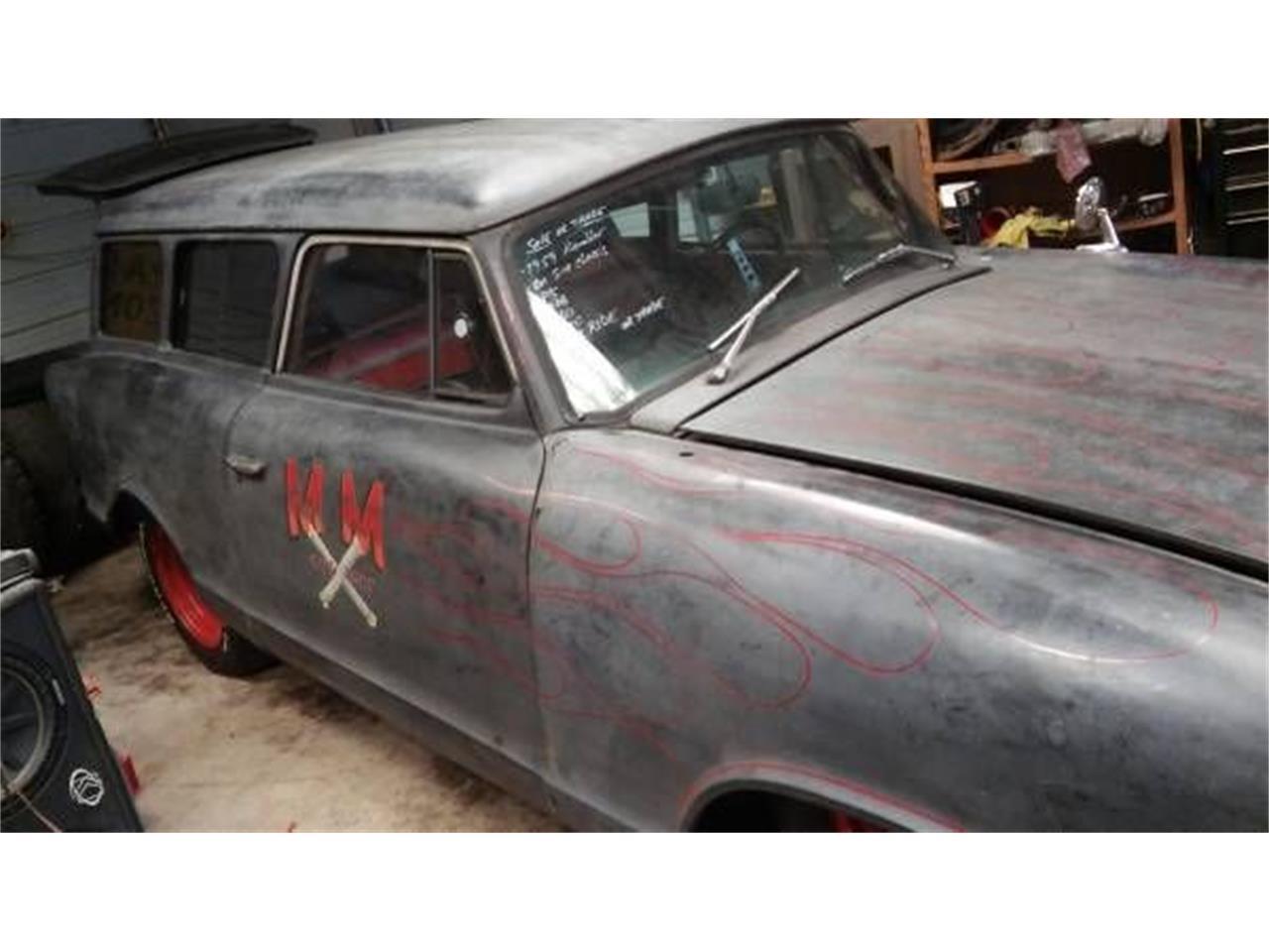 1959 Nash Wagon (CC-1376791) for sale in Cadillac, Michigan