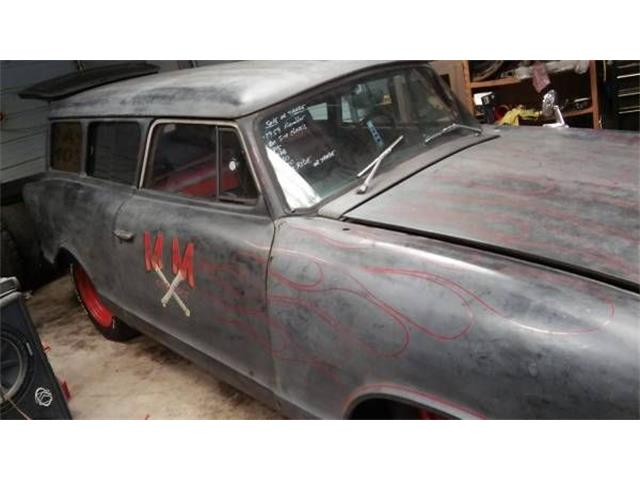 1959 Nash Wagon (CC-1376791) for sale in Cadillac, Michigan