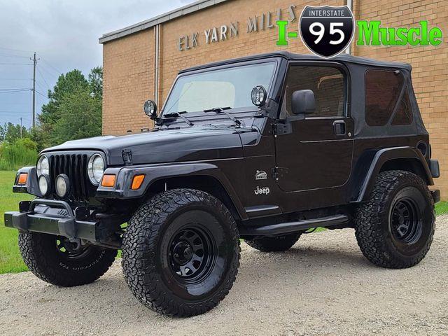 2004 Jeep Wrangler (CC-1376794) for sale in Hope Mills, North Carolina