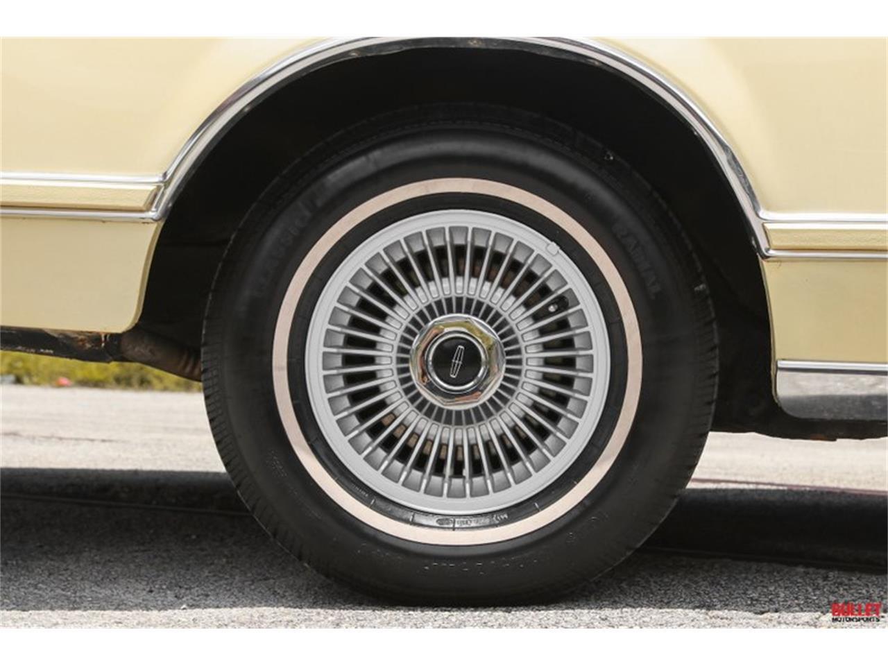 1978 Lincoln Mark V (CC-1376809) for sale in Fort Lauderdale, Florida