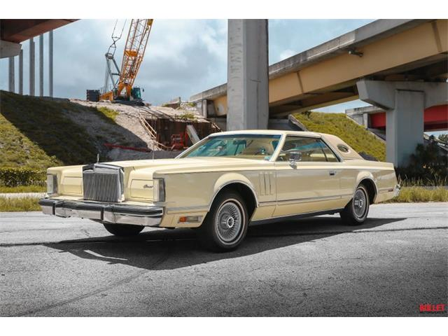 1978 Lincoln Mark V (CC-1376809) for sale in Fort Lauderdale, Florida