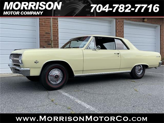 1965 Chevrolet Chevelle SS (CC-1376811) for sale in Concord, North Carolina