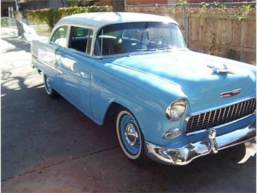 1955 Chevrolet Sedan (CC-1376812) for sale in Cadillac, Michigan
