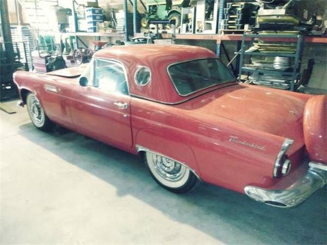 1956 Ford Thunderbird (CC-1376815) for sale in Cadillac, Michigan